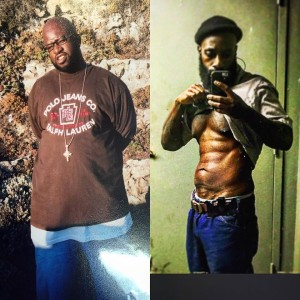ronald evans before and after